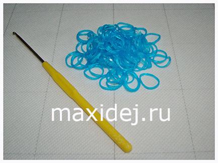 материалы для плетения снежинки