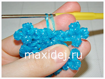 плетение из резинок фото