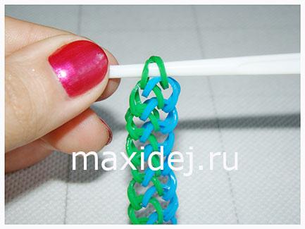 видео плетение браслета