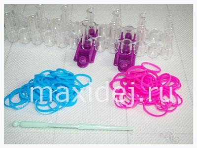 материалы для плетения бантик