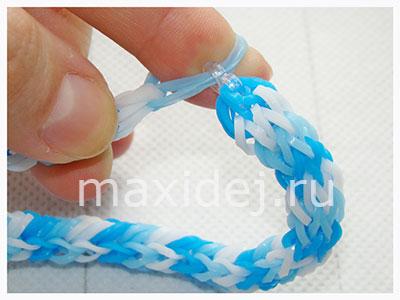 плетение из резиночек loom bands
