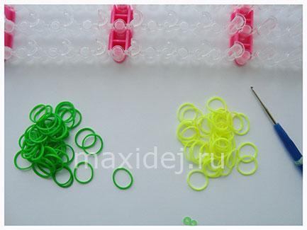 материалы для изготовления браслета