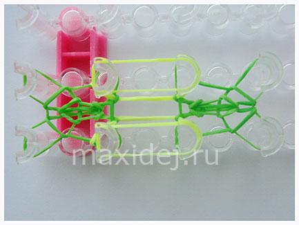 изготовление силиконового браслета