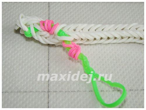 braslet-iz-rezinok-cvetushhaya-liana15