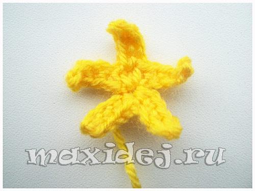 игольница кактус вязанный крючком своими руками